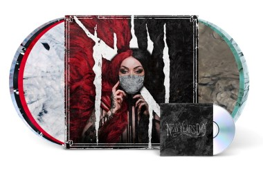 New Years Day - Through The Years Box Set