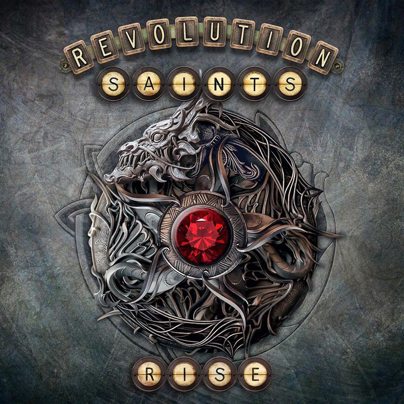 Revolution Saints - 'Rise'