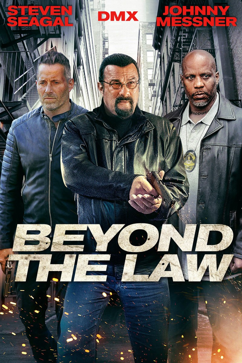 Beyond The Law poster 2019