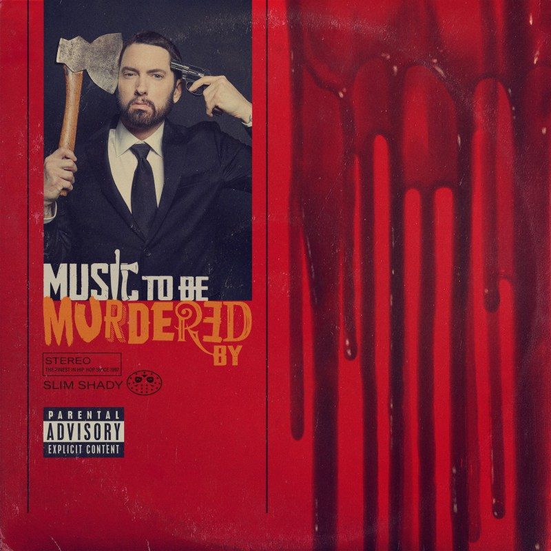 Eminem - Music To Be Murdered By