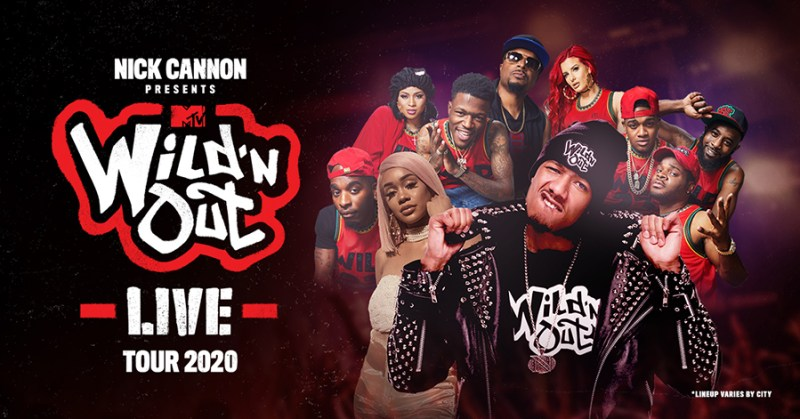 Nick Cannon Presents Wild 'N Out Live