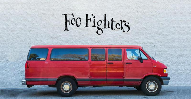 Foo Fighters - The Van Tour 2020