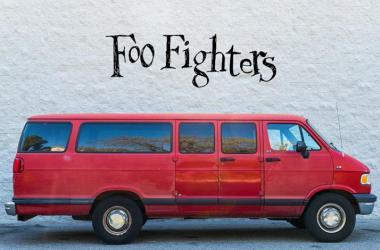 Foo Fighters - The Van Tour 2020