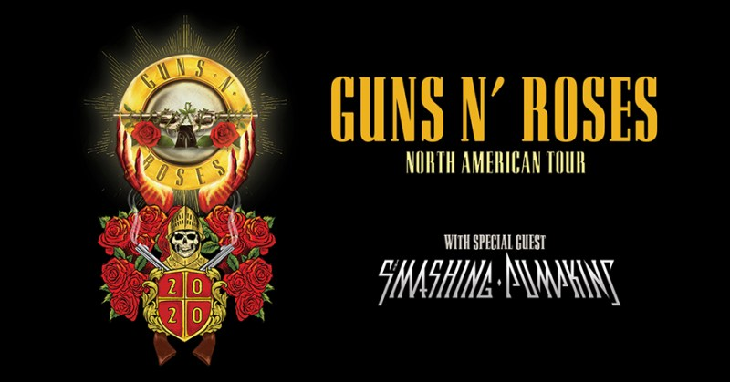 Guns N' Roses and Smashing Pumpkins