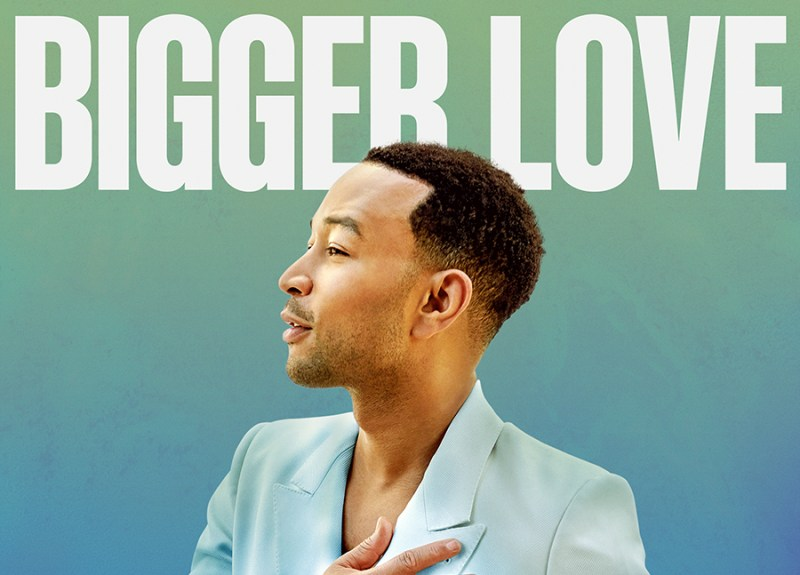 John Legend - Bigger Love 2020 Tour