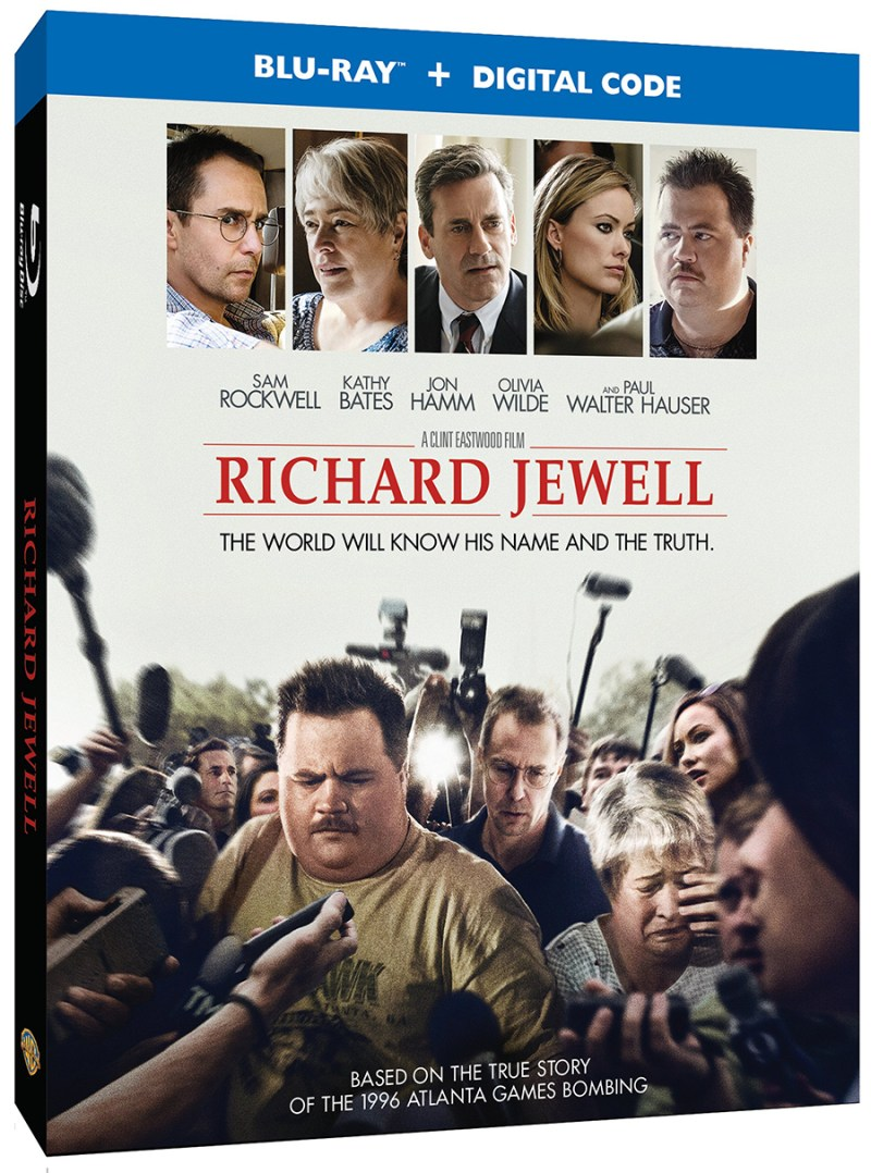 """Richard Jewell"" on Blu-ray"