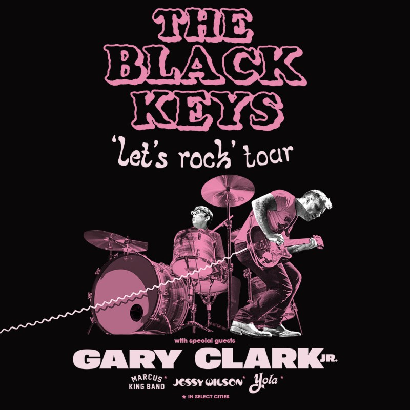 The Black Keys - Let's Rock Summer Tour