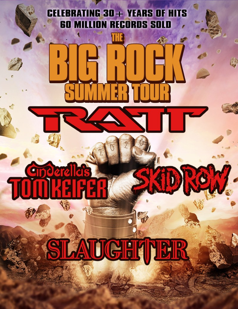 Big Rock Summer Tour 2020