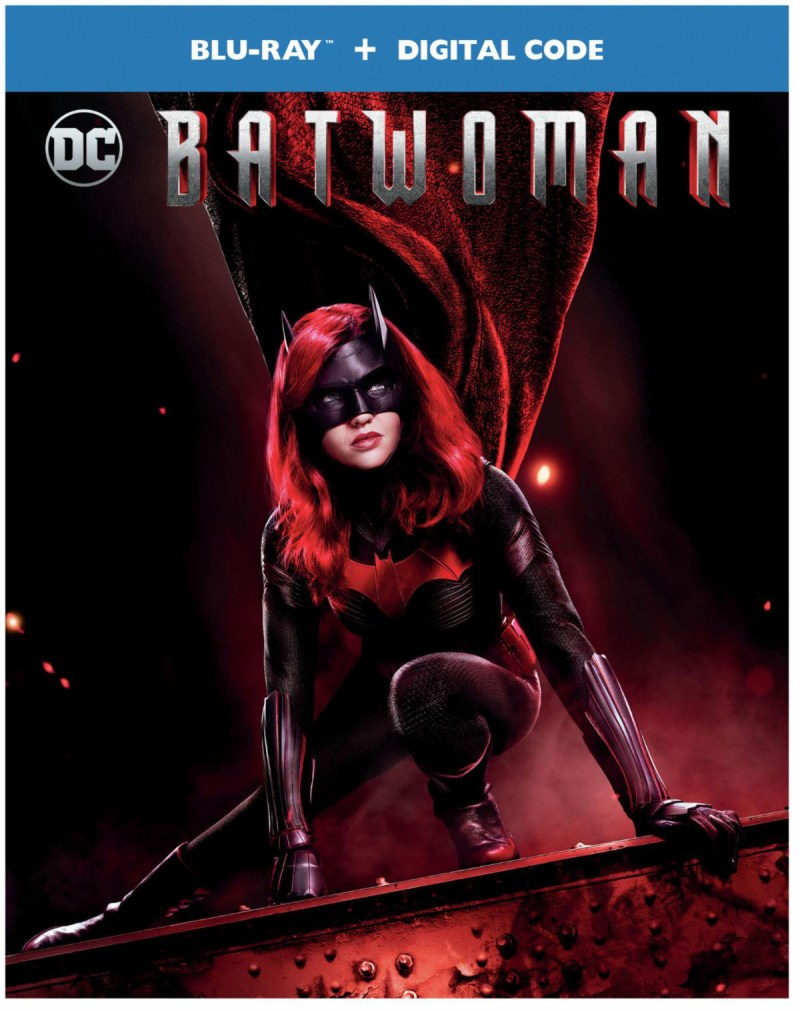DC's Batwoman: The Complete First Season on Blu-ray