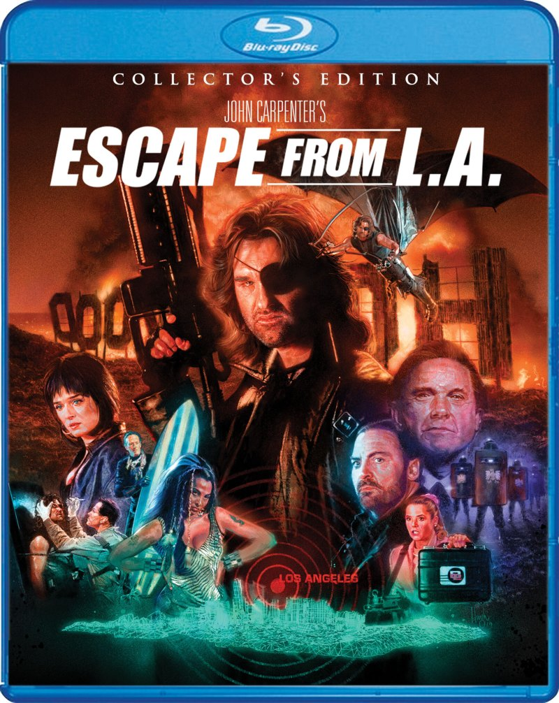 Escape from L.A. (Collector's Edition)