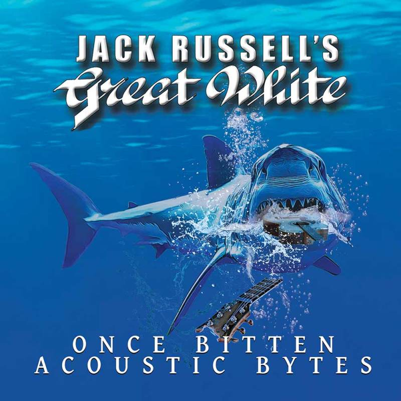 Jack Russell's Great White Acoustic Bytes