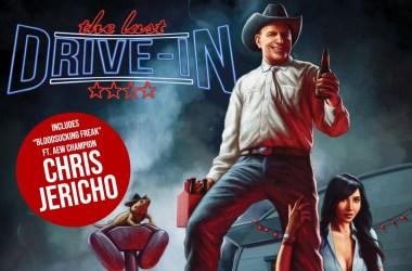"The Last Drive-In ""Bloodsucking Freak"" Soundtrack EP"