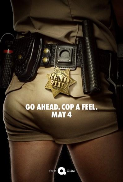 Reno 911! on Quibi