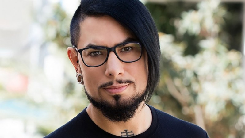Dave Navarro - Photograph by Jay Goldman