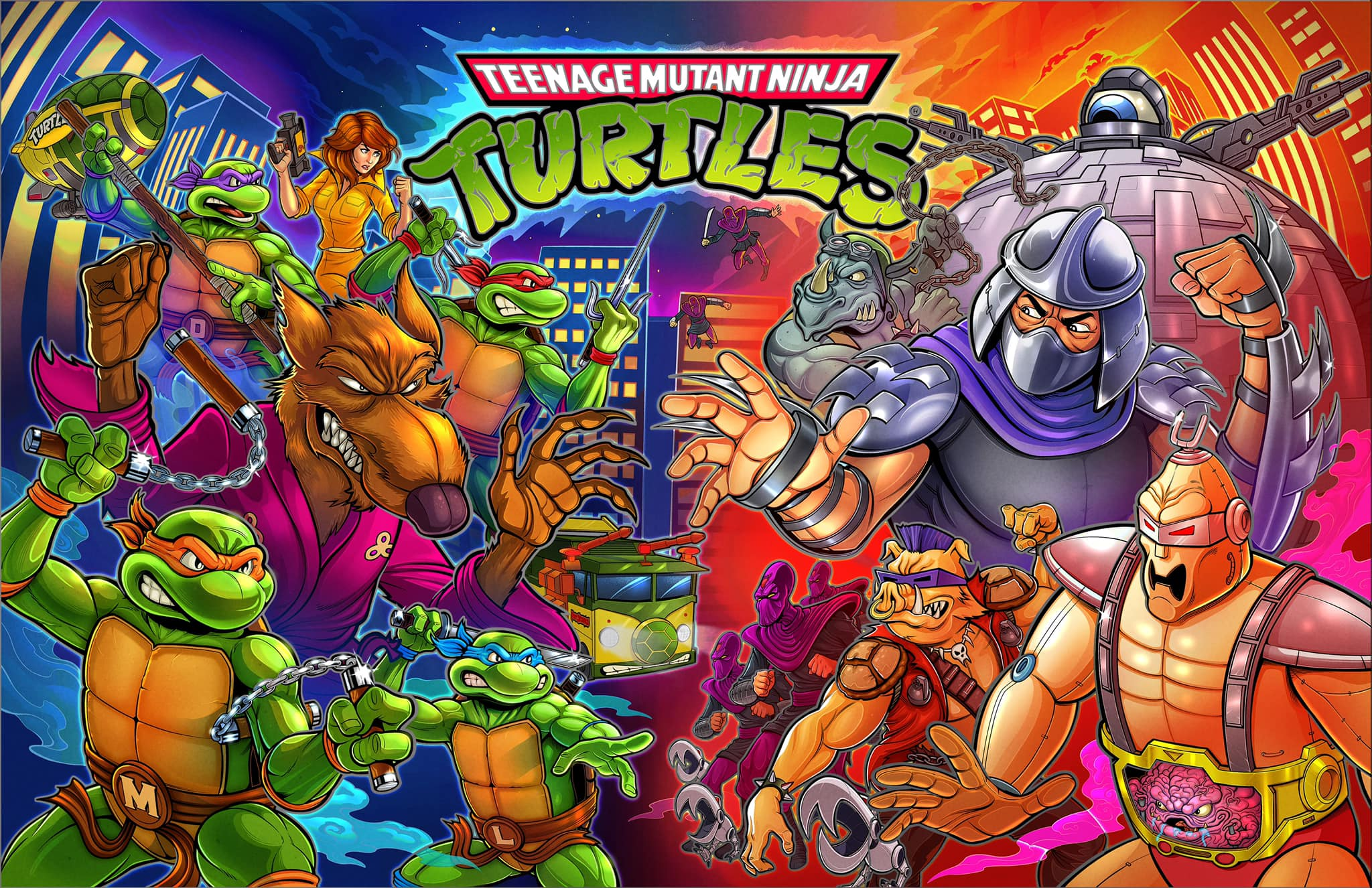 Cowabunga Stern Pinball Announces New Teenage Mutant Ninja Turtles Pinball Machines Icon Vs Icon