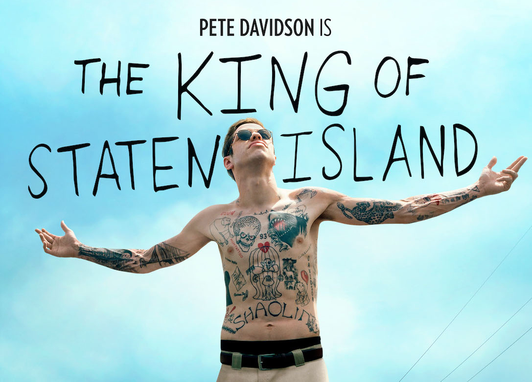 The King Of Staten Island Official Trailer For Judd Apatow And