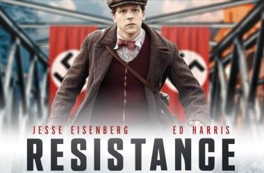 Resistance (2020) Starring Jesse Eisenberg