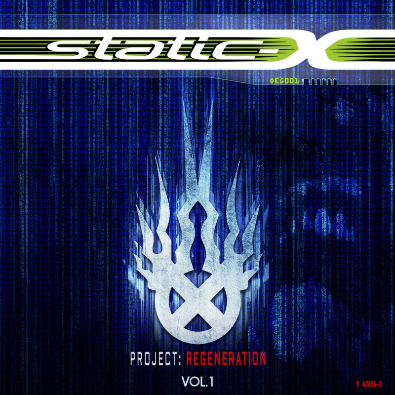 Static-X - 'Project Regeneration Vol. 1'