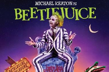 Beetlejuice 4K Ultra HD Blu-ray