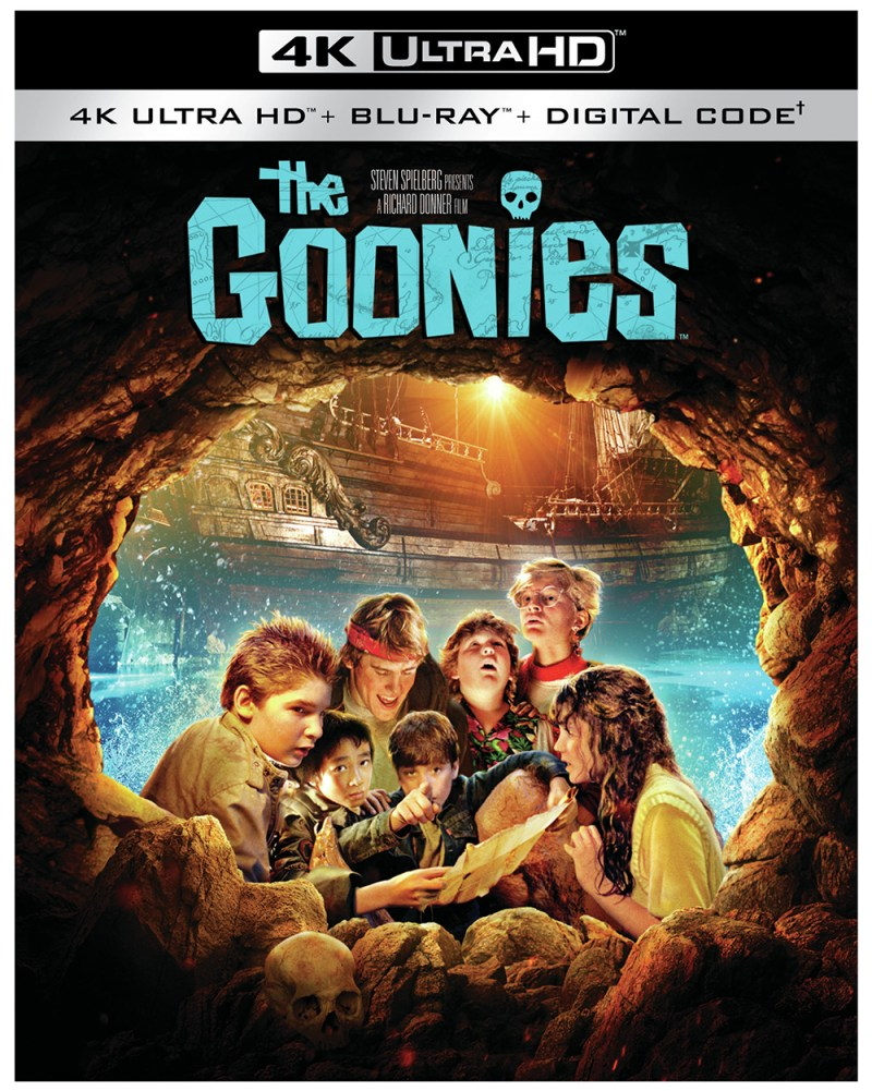 The Goonies 4K Ultra HD Blu-ray