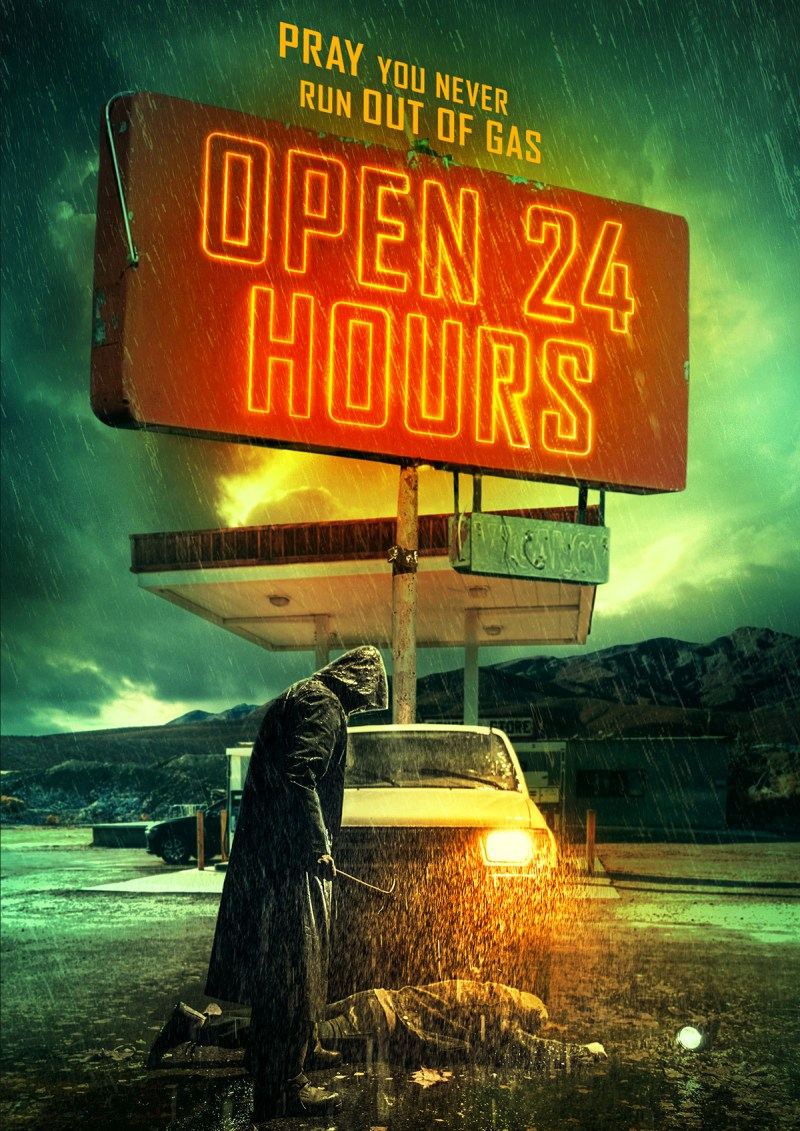 Open 24 Hours movie (2020)