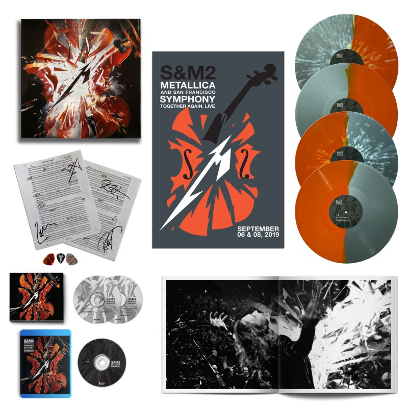 Metallica S&M 2 - Super Deluxe Box Set