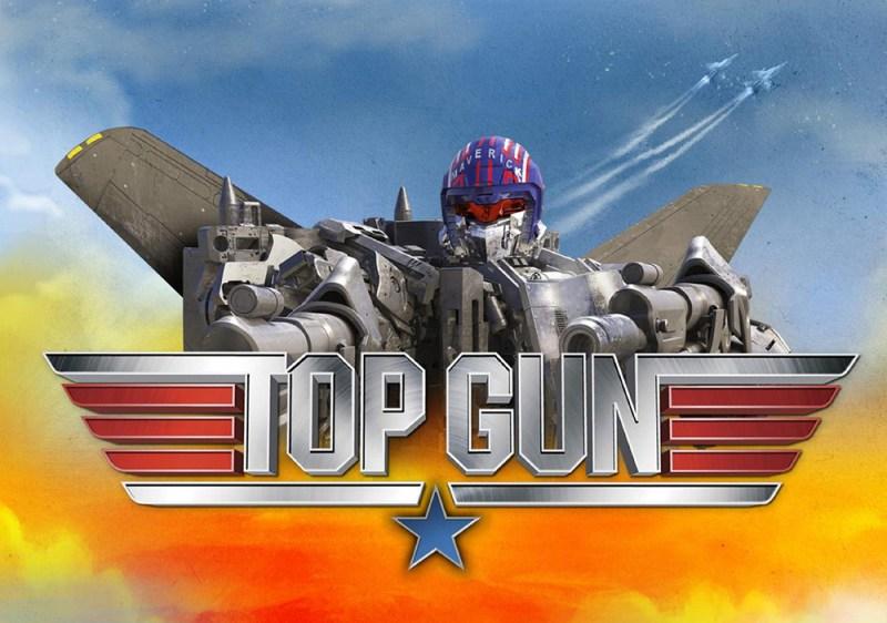 Transformers/Top Gum mashup