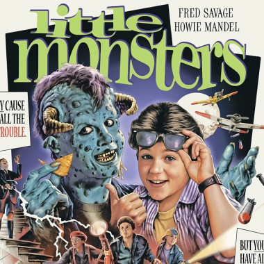 Little Monsters on Blu-ray - Vestron Video Collector's Series