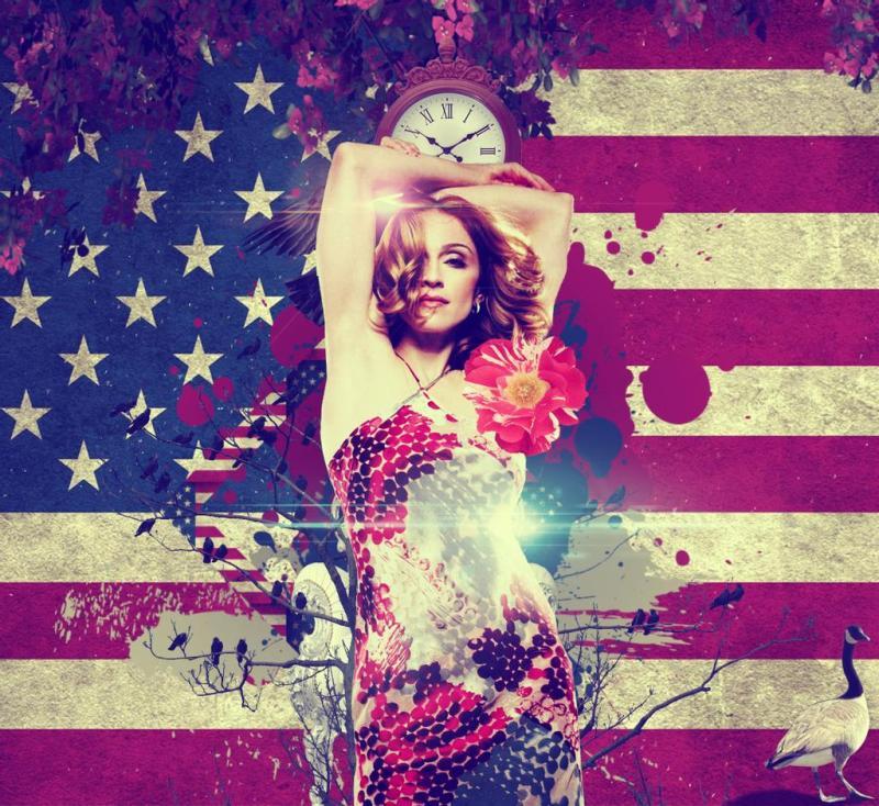 "Madonna ""American Pie"""