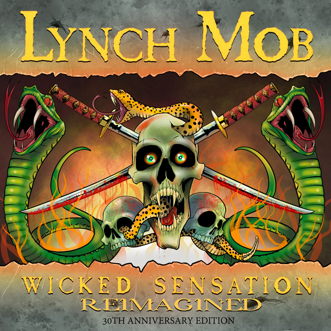 Lynch Mob - 'Wicked Sensation Reimagined'