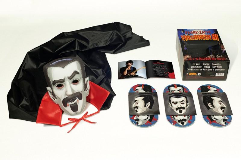 Frank Zappa's Epic 1981 Halloween Concert