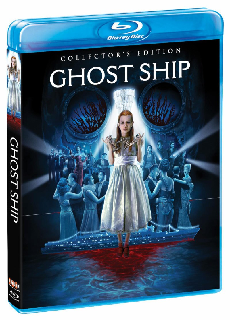 GHOST SHIP - Blu-ray Collector's Edition