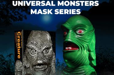 NECA Universal Monsters Mask Series