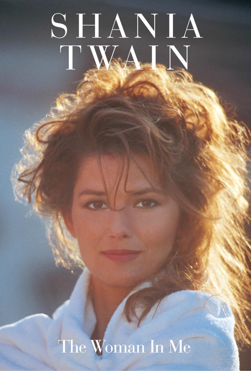 Shania Twain The Woman In Me 25th anniversary
