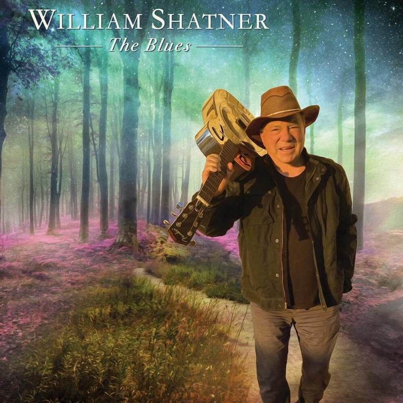 William Shatner - 'The Blues'