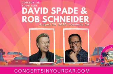 David Spade and Rob Schneider - Comedy In Your Car