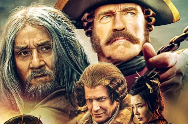 Iron Mask starring Arnold Schwarzenegger and Jackie Chan