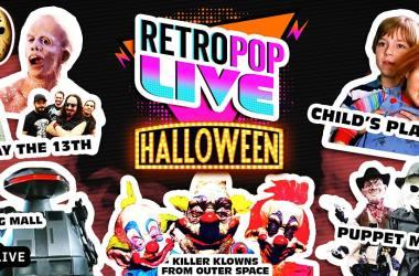 RetroPop Live Halloween