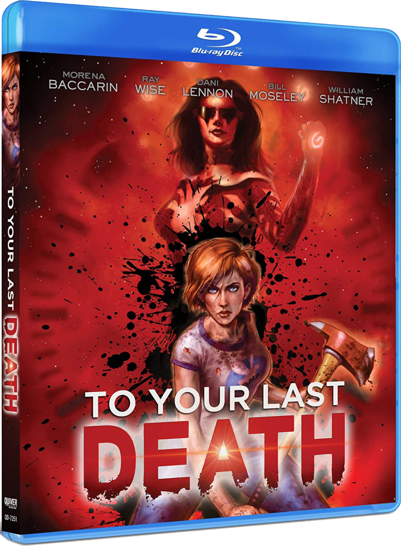 To Your Last Death Blu-ray