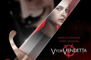 V For Vendetta arrives on 4K UHD