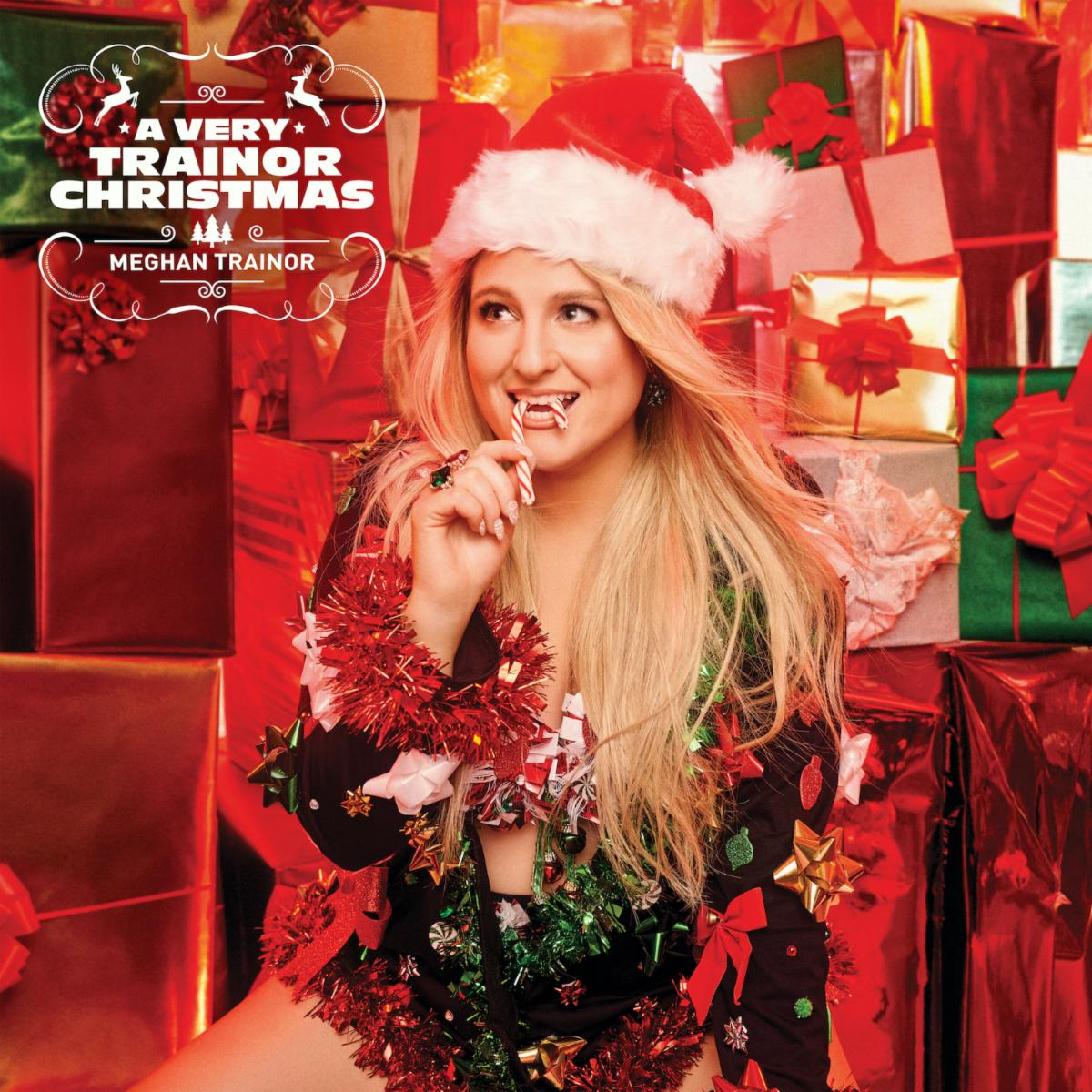 Meghan Trainor To Release 'A Very Trainor Christmas' On October