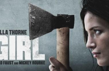 Bella Thorne & Mickey Rourke in GIRL