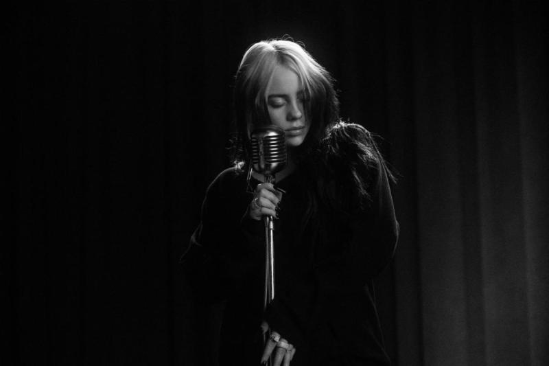 Billie Eilish- 'No Time To Die' Theme