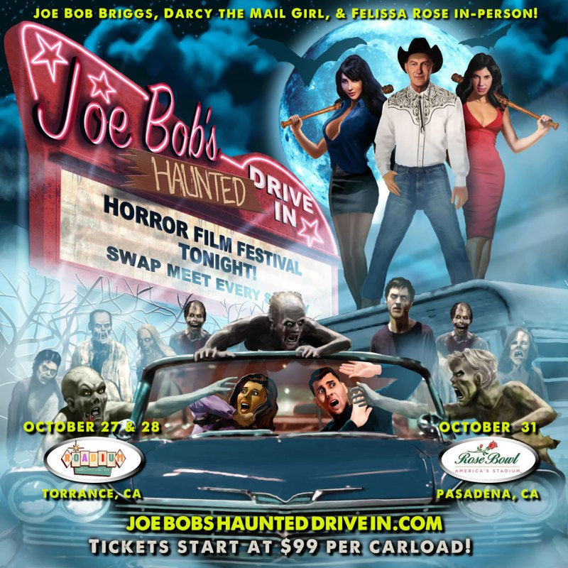 Joe Bob's Haunted Drive-In