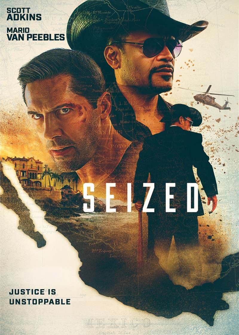 Scott Adkins stars in 'Seized'