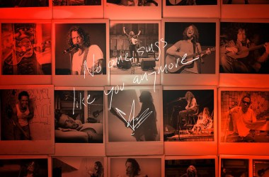 CHRIS CORNELL -No One Sings Like You Anymore