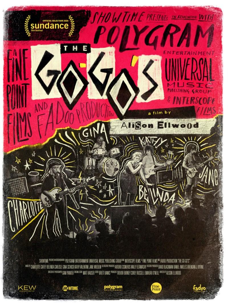 THE GO-GO'Sdocumentary