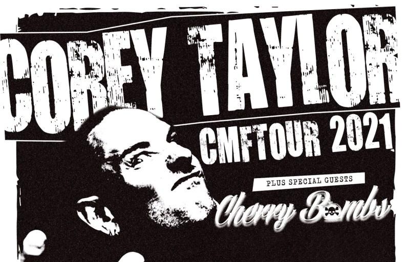 Corey Taylor CMFTour 2021
