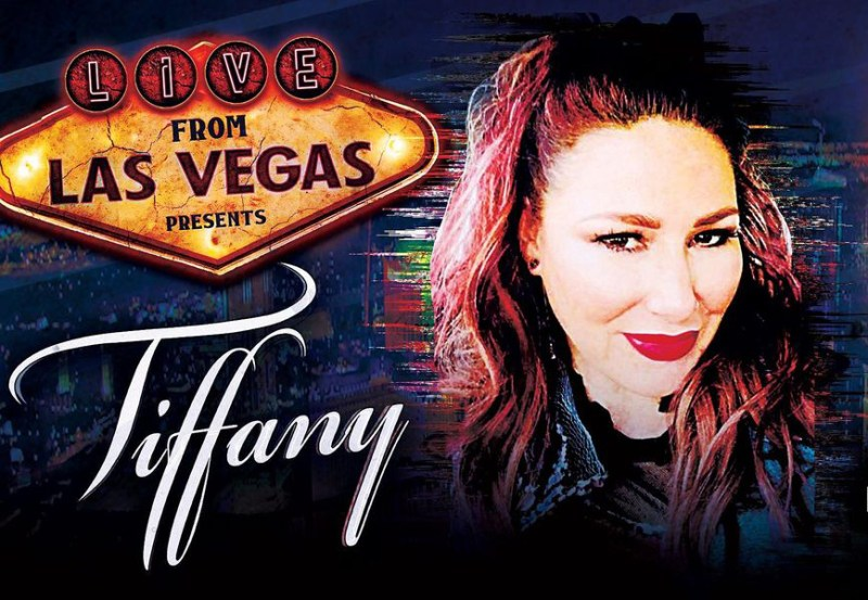 Tiffany - Shadows From The Strip