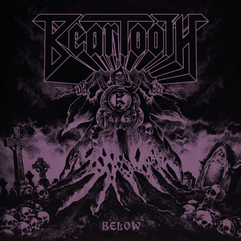 Beartooth - 'Below' on Red Bull Records